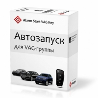 Alarm Start VAG Key