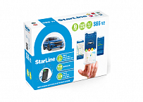 StarLine S66 v2 BT 2CAN+4LIN 2SIM GSM
